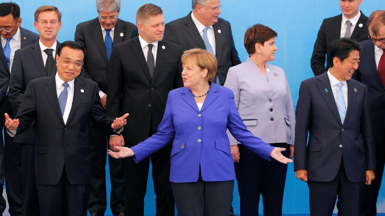 Merkel: Lograremos ganar la lucha contra el terrorismo