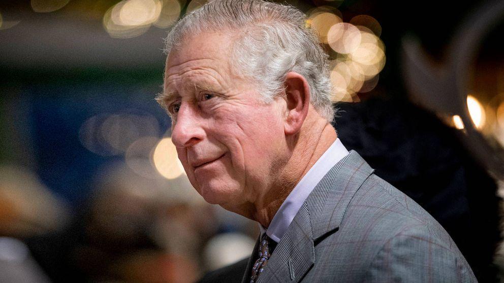 El príncipe Carlos desvela, sin querer, cuál es su nieto favorito: el detalle que no vimos