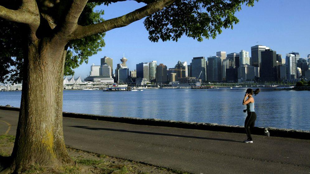 Foto: 'Skyline' de Vancouver. (Reuters)