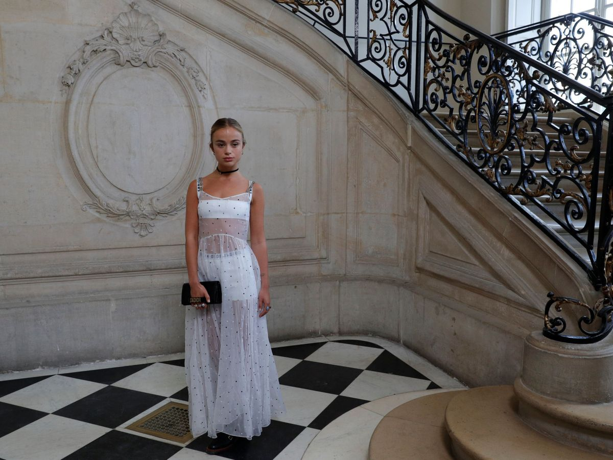 Foto: Lady Amelia Windsor. (Reuters)