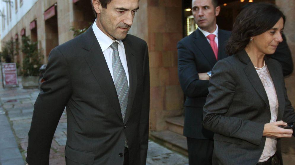 Foto: Manuel Menéndez, consejero delegado de Liberbank. (EFE)