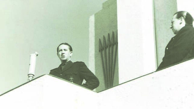 Dionisio Ridruejo, un converso español a la contra: de falangista a antifranquista
