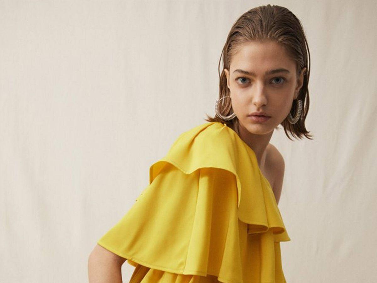 Foto: Vestido de Sfera. (Cortesía)