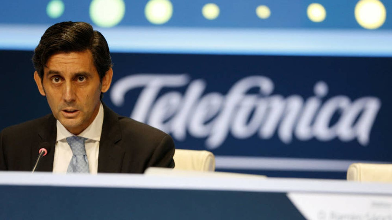 José María Álvarez-Pallete, presidente de Telefónica. (Reuters)