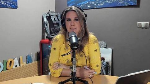 Carmen Porter, reventada, informa por qué Iker Jiménez no ha presentado con ella el especial rebrotes de 'Milenio live'