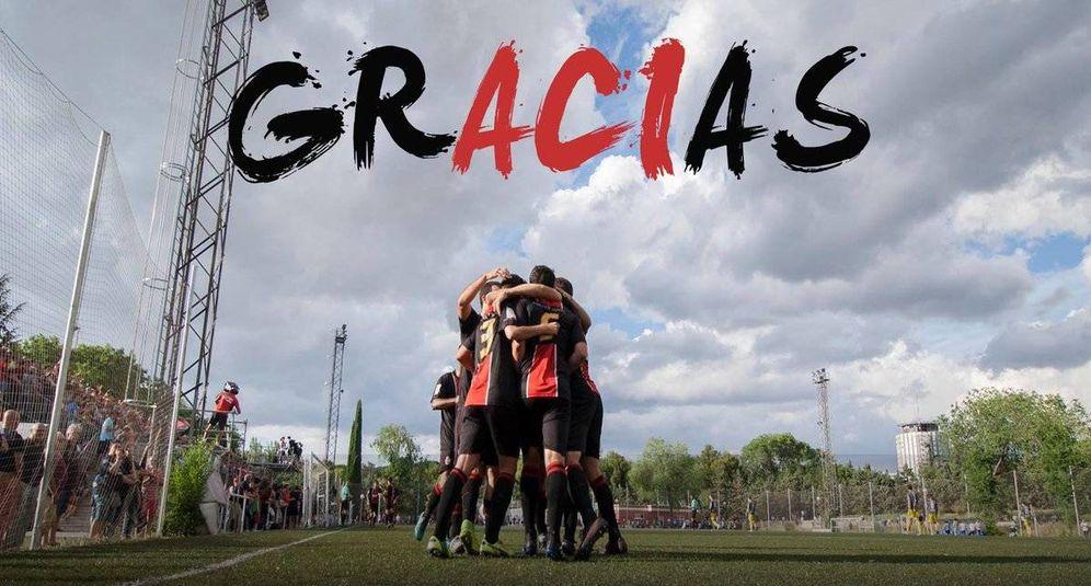 Foto: El Unión Adarve obró un auténtico milagro al ascender a Segunda B. (unionadarve.com)