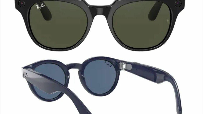 Así son las nuevas gafas de realidad virtual de Facebook para registrar cada paso que das