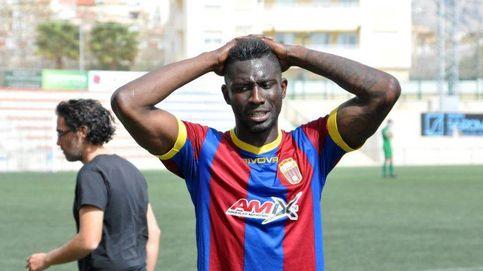 Cheikh Saad, el delantero que destapó la trama del Barça B-Eldense en tres tuits