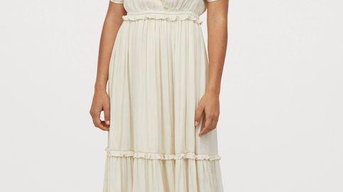 Este vestido de H&M es ideal para las novias que quieren ahorrar para la luna de miel
