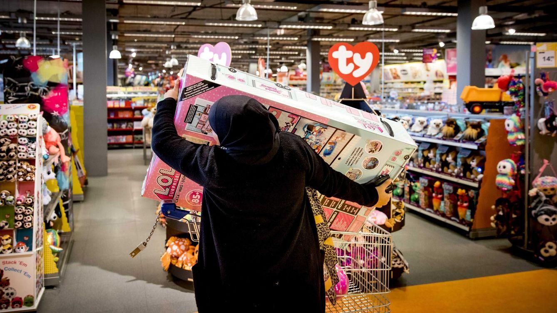 Foto: Una tienda de juguetes en Holanda. (EFE)