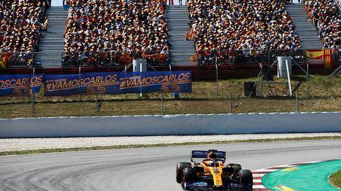 ¡Me gusta la agresividad!. Cómo Carlos Sainz y McLaren sacan agua de un pozo seco