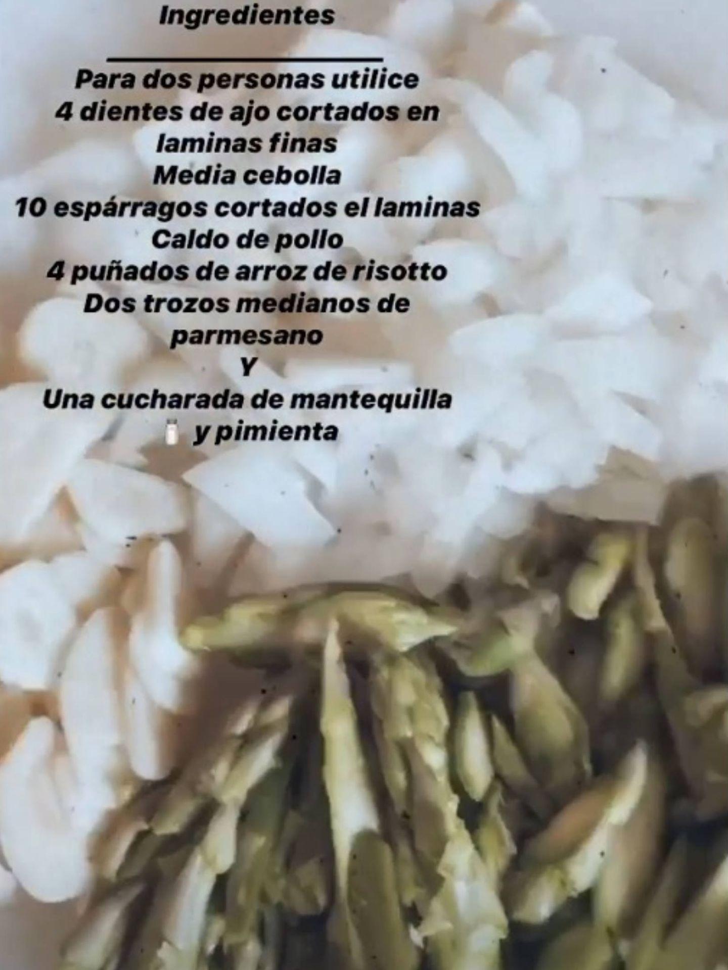 Recetas saludables que Vicky Martín Berrocal comparte en sus redes sociales. (Instagram @vickymartinberrocal)