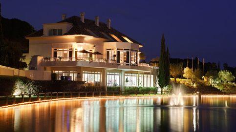 Así el lujoso restaurante El Lago de Marbella
