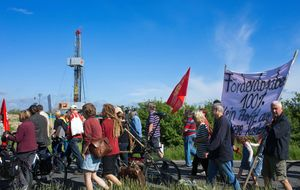 El 'fracking' asusta a los alemanes