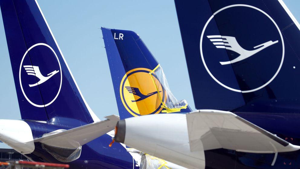 Lufthansa recibirá 9.000 millones en ayudas y el Estado entrará en su capital con un 20%