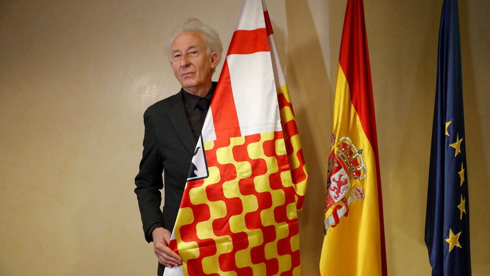 Foto: El dramaturgo y presidente de Tabarnia en el exilio, Albert Boadella. (EFE)