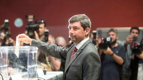 Canadell pide unidad política y la libertad de los presos en su estreno en la Cámara