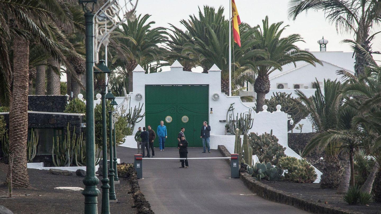 Pedro Sánchez pasó unos días en Lanzarote en 2018. (EFE)