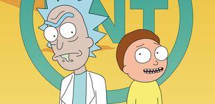 Post de TNT España estrenará la T3 de 'Rick y Morty' el 29 de septiembre