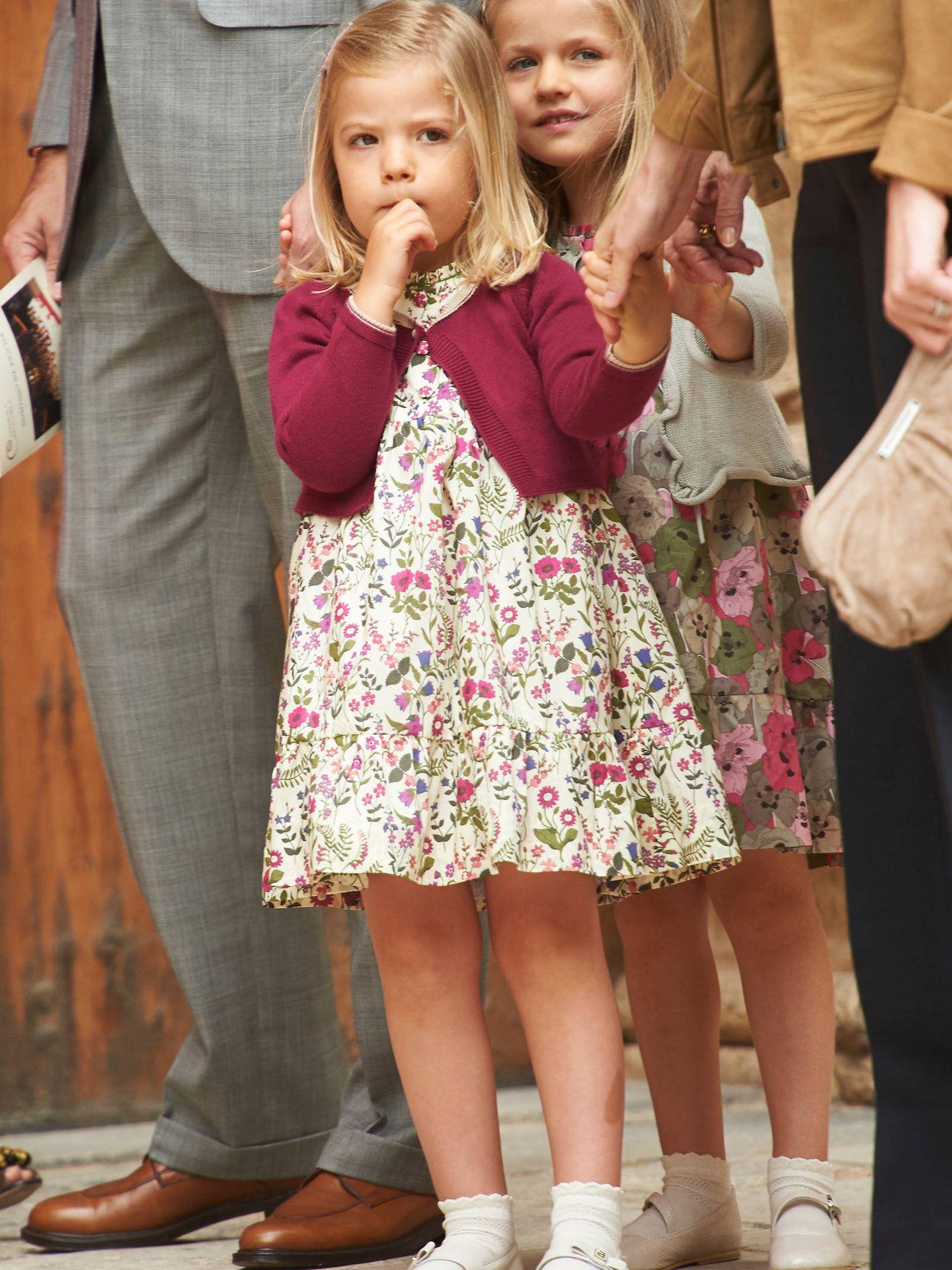 La infanta Sofía y su antojo. (LP)