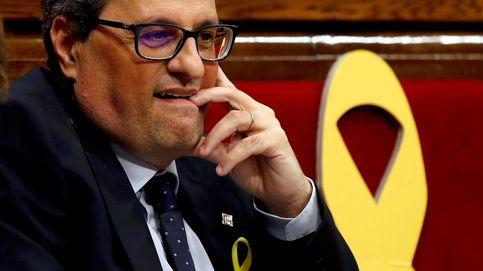 Investidura de Quim Torra, en directo: Nuestro presidente es Carles Puigdemont