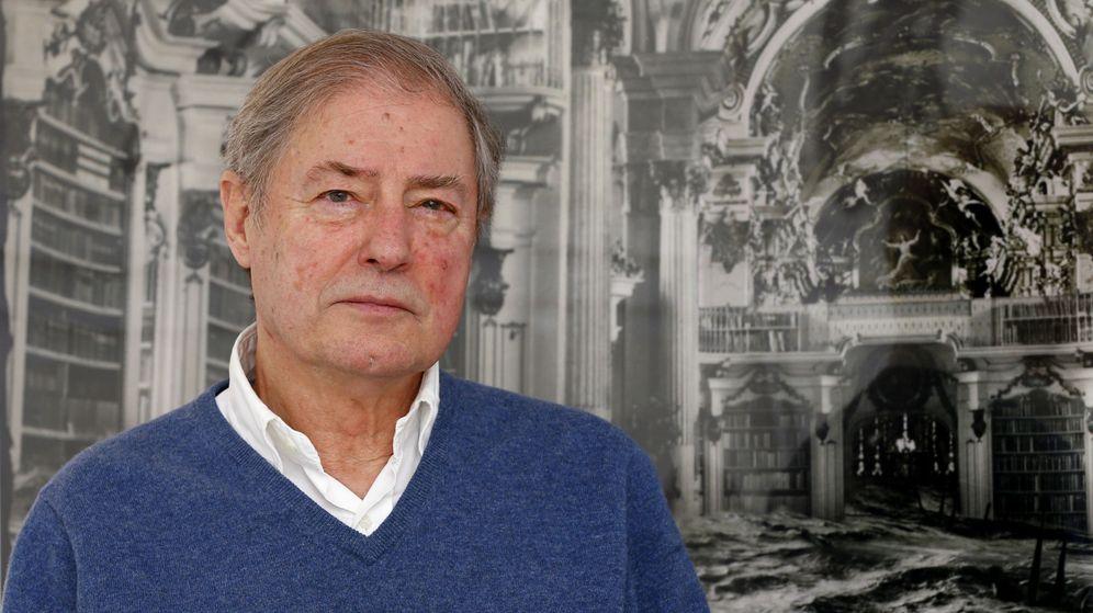 Foto: Félix de Azúa. (EFE)