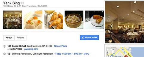 Google lanza Local, una herramienta de recomendaciones para mejorar su red social