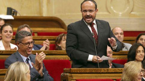 Alejandro Fernández anuncia su candidatura a presidir el PP en Cataluña