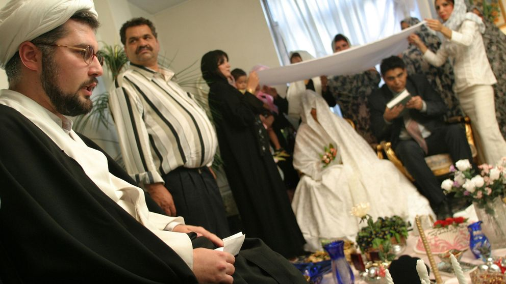 Del matrimonio concertado a irte a vivir con tu novio: casarse en el nuevo Irán