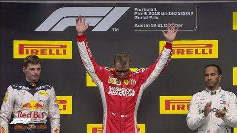Las mejores imágenes del GP de Estados Unidos de Fórmula 1