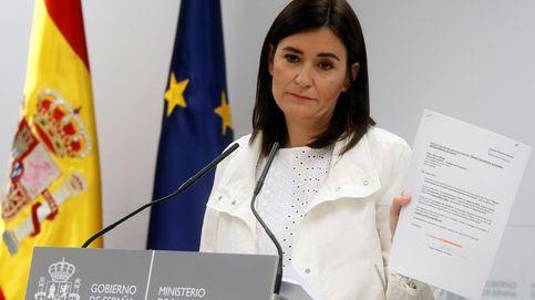 Carmen Montón 'calca' cinco explicaciones de Pablo Casado para justificar su máster