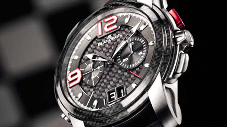 Blancpain y Lamborghini fusionan tecnología y arte relojero