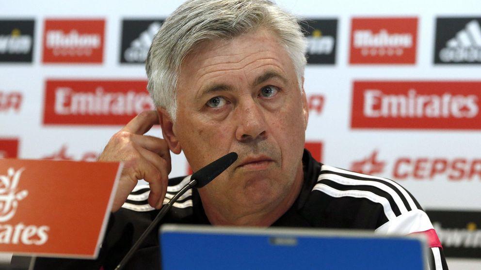Ancelotti: Benzema no está disponible, pero sí el miércoles