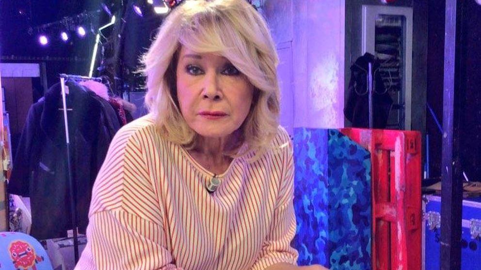 Mila Ximénez explica por qué deja 'Sálvame y atiza al parásito Lozano