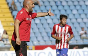 Abelardo, invicto con su Sporting: Ojalá seamos el Eibar este año