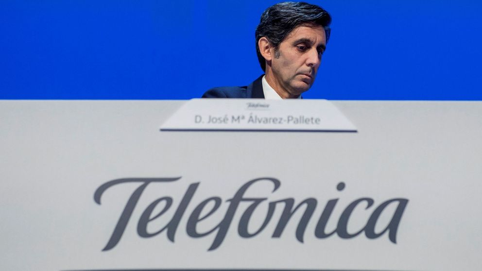 Telefónica propone recomprar un 2% del capital y amortizar 1.200M de autocartera