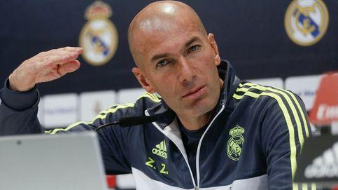 Zidane se acoge a la 'teoría Mourinho': de mudo a charlatán
