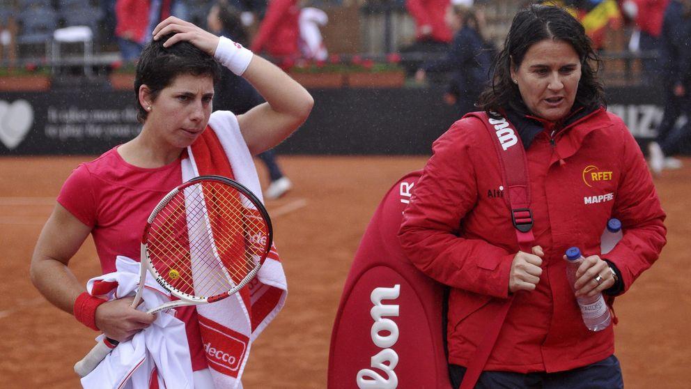 Conchita tendrá la mejor España... salvo que Carla y Garbiñe digan 'no'