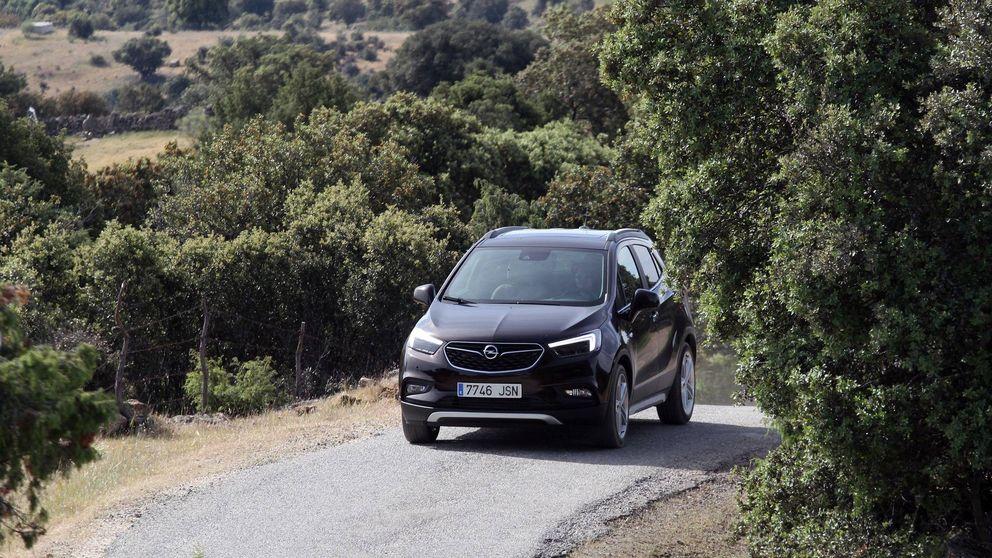 Opel Mokka X, un buen todocamino, pero con poca altura al suelo