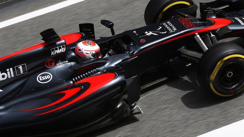 'Debuts' de pilotos, muchas pruebas y un centenar de vueltas para el McLaren