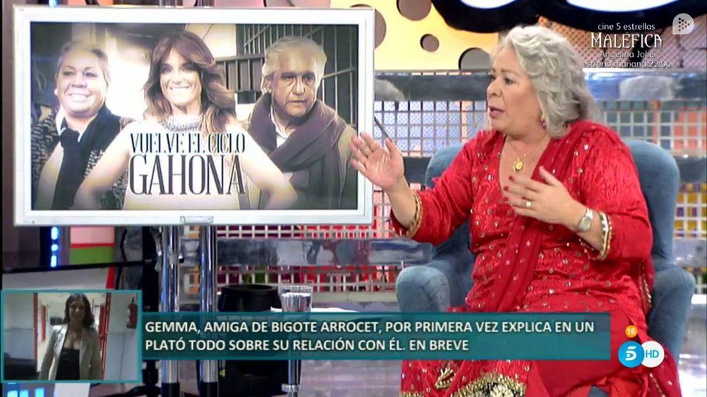 Carmen Gahona: Si pudiera cogería del cuello a Raquel Bollo y la ahogaría