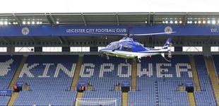 Post de El helicóptero del dueño del Leicester City se estrella junto al estadio tras despegar