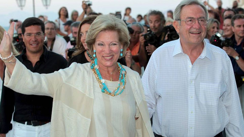 Ana María y Pablo de Grecia.