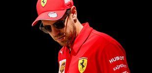 Post de Sebastian Vettel sí que necesita un año sabático. O marcharse de Ferrari