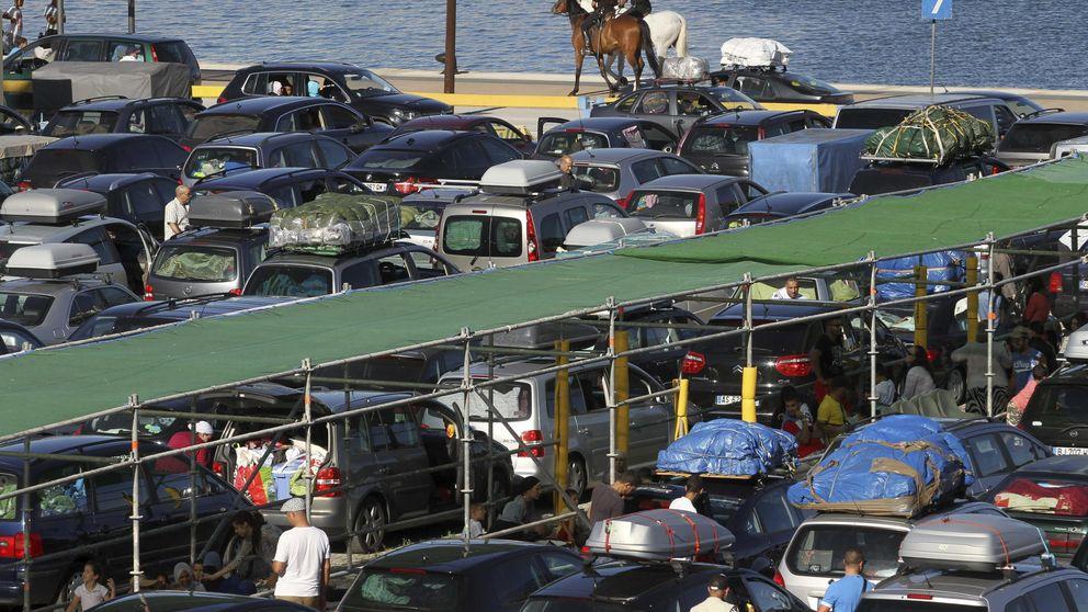 Puertos prepara un plan para evitar un bloqueo a los coches en caso de huelga