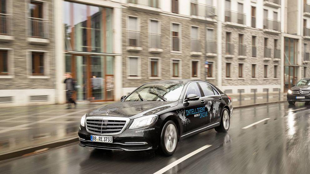 Mercedes prueba la conducción autónoma en los cinco continentes