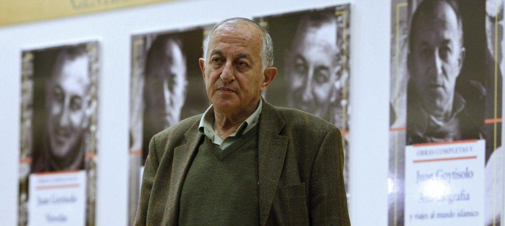 Foto: Juan Goytisolo, galardonado con el Premio Cervantes 2014 (EFE/Archivo/Kote Rodrigo)