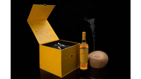 Edition No 3, el pack multisensorial de The Macallan
