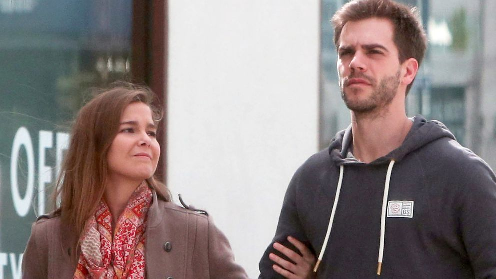 Natalia Sánchez y Marc Clotet siguen sin posar como pareja