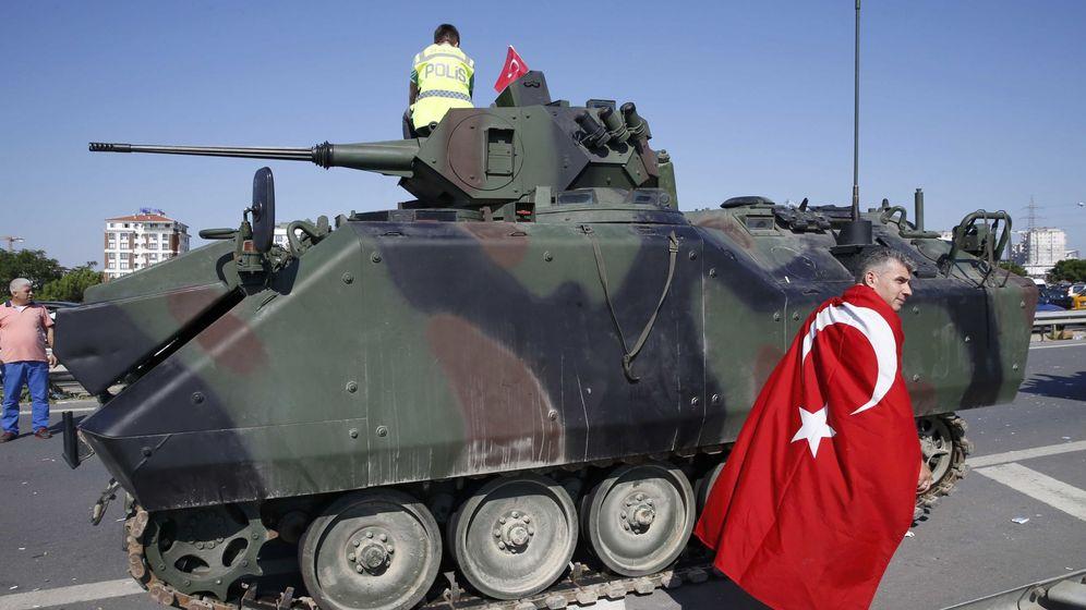 Foto: Los desencuentros entre el gobierno y el ejército se han vuelto habituales en Turquía. (Reuters)